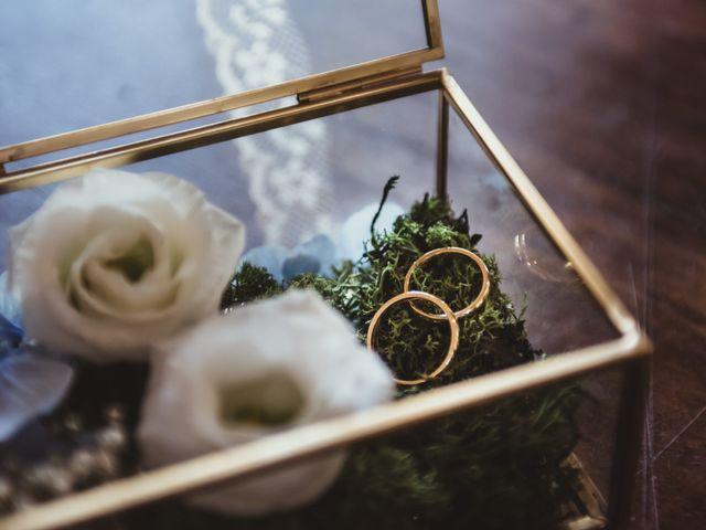 Il matrimonio di Jonathan e Lucia a Robecco sul Naviglio, Milano 2