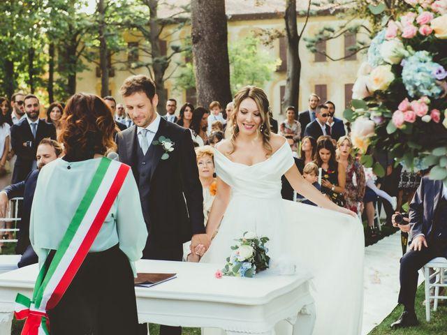 Il matrimonio di Jonathan e Lucia a Robecco sul Naviglio, Milano 22