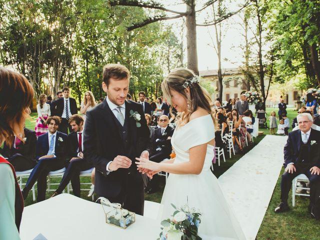 Il matrimonio di Jonathan e Lucia a Robecco sul Naviglio, Milano 24