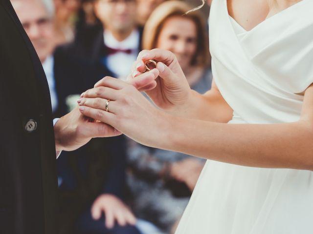 Il matrimonio di Jonathan e Lucia a Robecco sul Naviglio, Milano 25