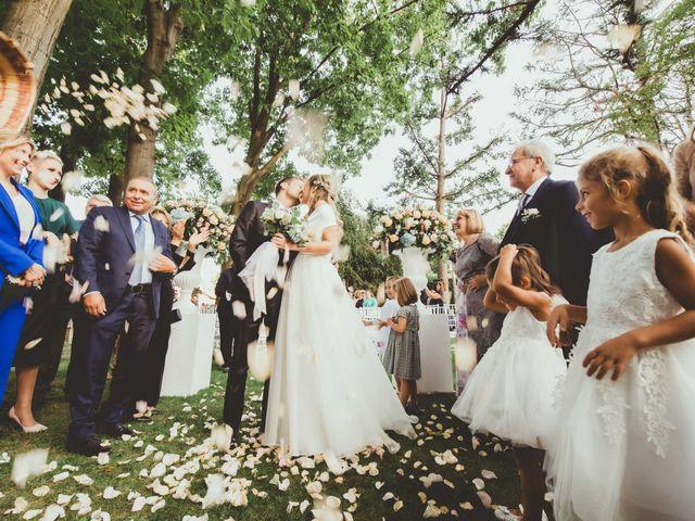 Il matrimonio di Jonathan e Lucia a Robecco sul Naviglio, Milano 26