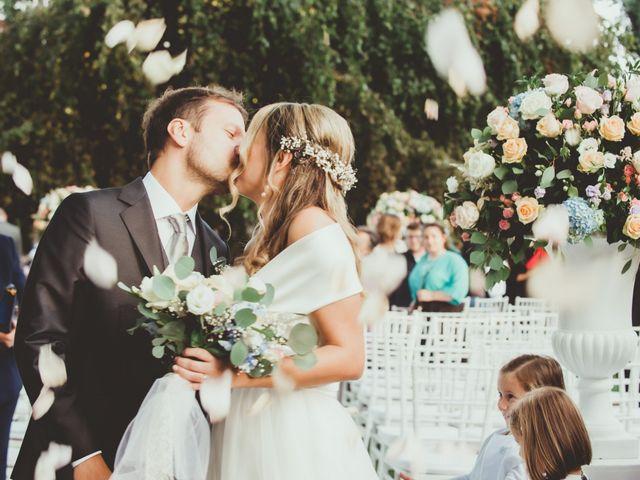 Il matrimonio di Jonathan e Lucia a Robecco sul Naviglio, Milano 27