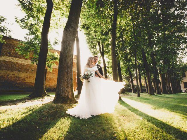 Il matrimonio di Jonathan e Lucia a Robecco sul Naviglio, Milano 28