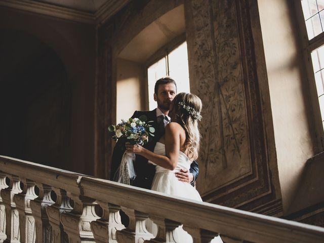 Il matrimonio di Jonathan e Lucia a Robecco sul Naviglio, Milano 29