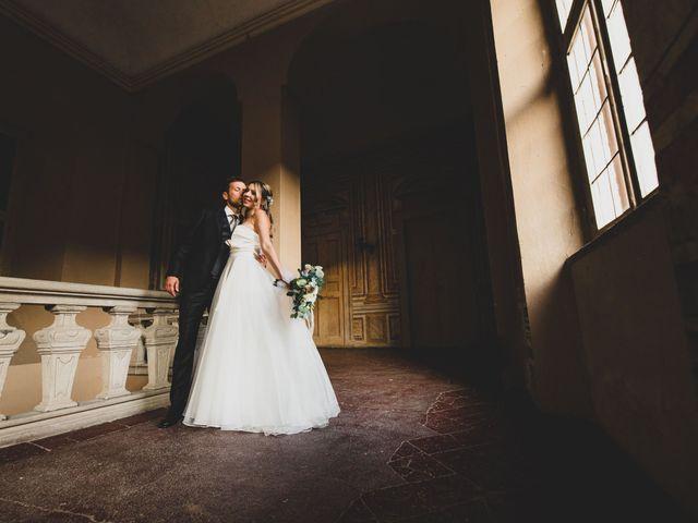 Il matrimonio di Jonathan e Lucia a Robecco sul Naviglio, Milano 30