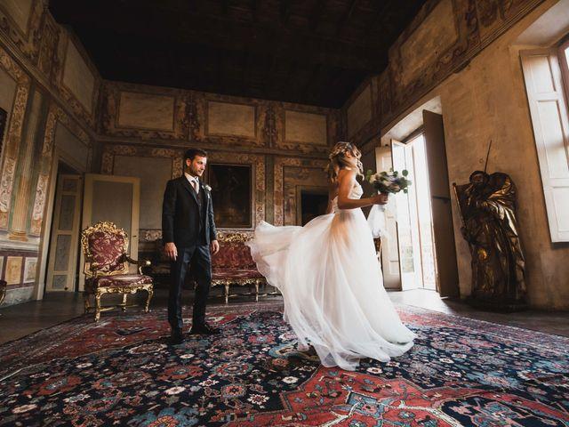 Il matrimonio di Jonathan e Lucia a Robecco sul Naviglio, Milano 31