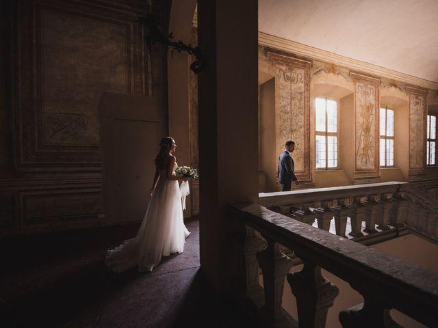 Il matrimonio di Jonathan e Lucia a Robecco sul Naviglio, Milano 32