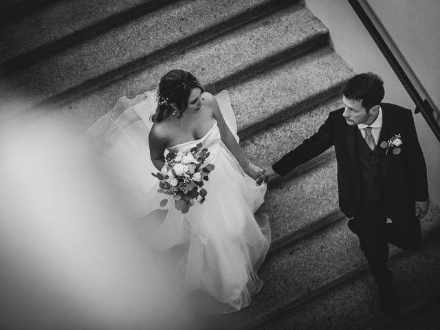 Il matrimonio di Jonathan e Lucia a Robecco sul Naviglio, Milano 33