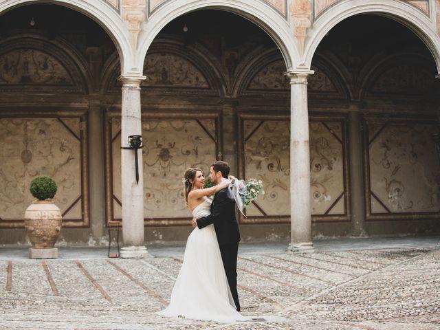 Le nozze di Lucia e Jonathan