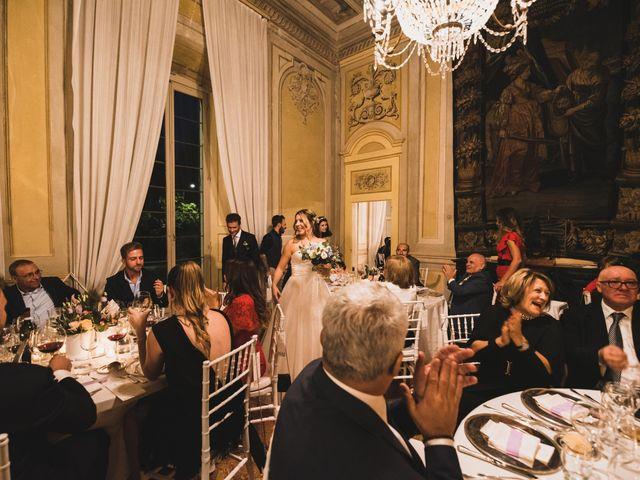 Il matrimonio di Jonathan e Lucia a Robecco sul Naviglio, Milano 35