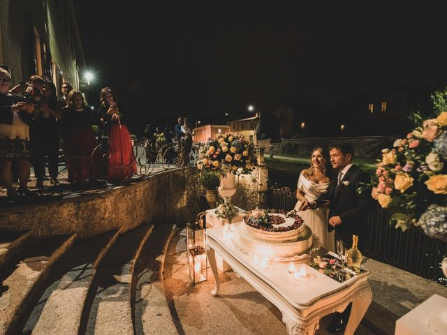 Il matrimonio di Jonathan e Lucia a Robecco sul Naviglio, Milano 42