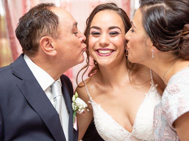 Il matrimonio di Luca e Debora a Vigasio, Verona 52