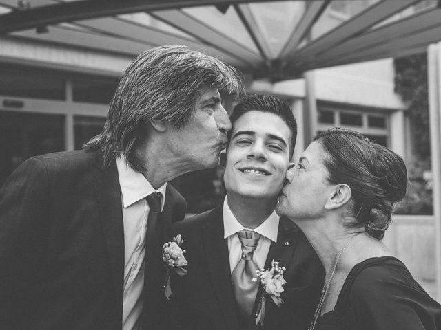 Il matrimonio di Luca e Debora a Vigasio, Verona 53