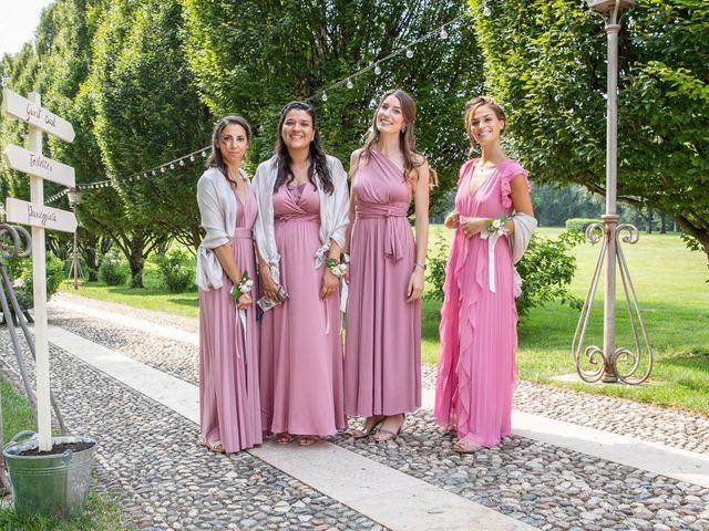 Il matrimonio di Luca e Debora a Vigasio, Verona 87