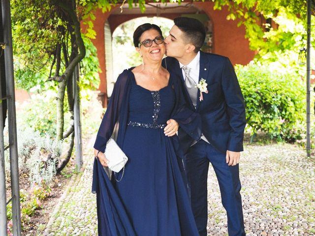 Il matrimonio di Luca e Debora a Vigasio, Verona 89