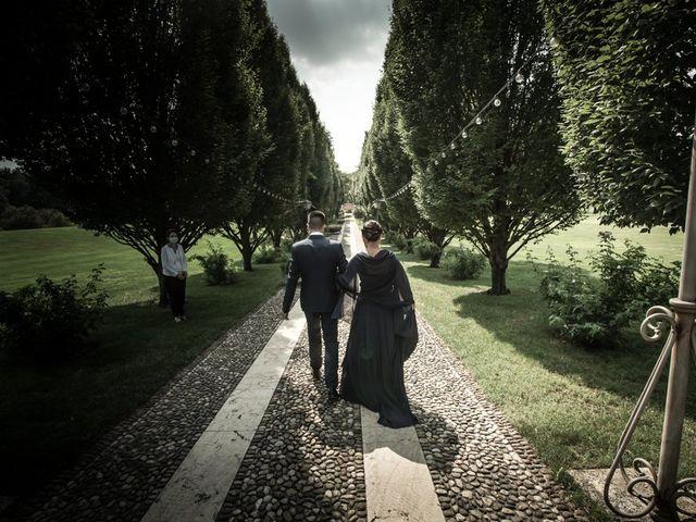 Il matrimonio di Luca e Debora a Vigasio, Verona 99