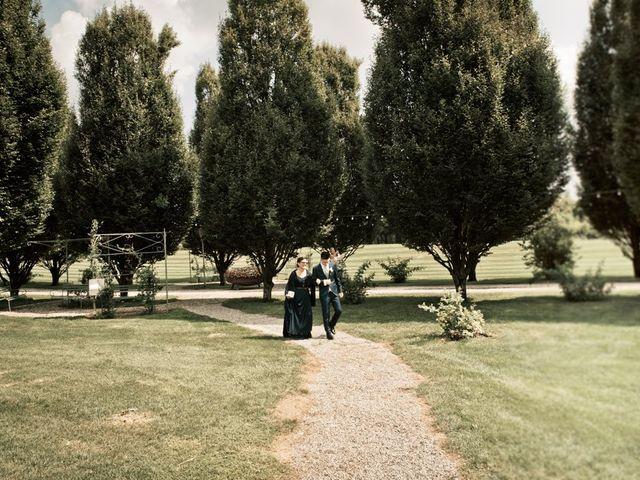 Il matrimonio di Luca e Debora a Vigasio, Verona 104