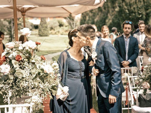 Il matrimonio di Luca e Debora a Vigasio, Verona 110