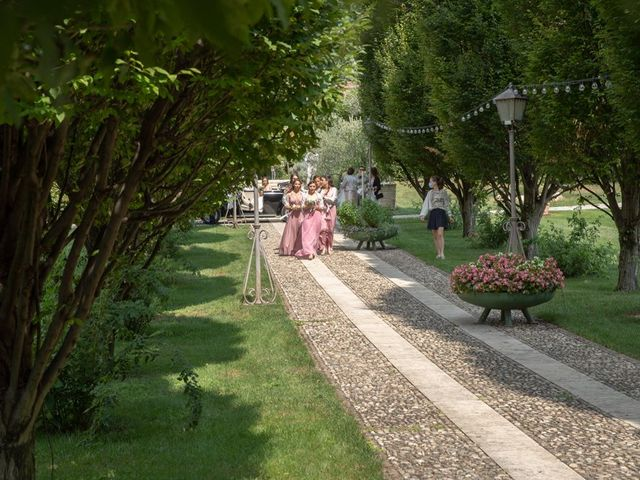 Il matrimonio di Luca e Debora a Vigasio, Verona 115