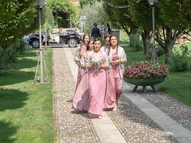 Il matrimonio di Luca e Debora a Vigasio, Verona 116