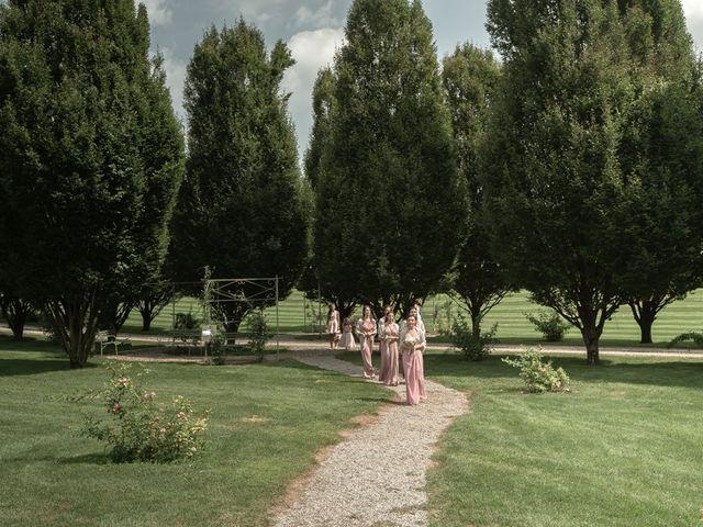 Il matrimonio di Luca e Debora a Vigasio, Verona 117