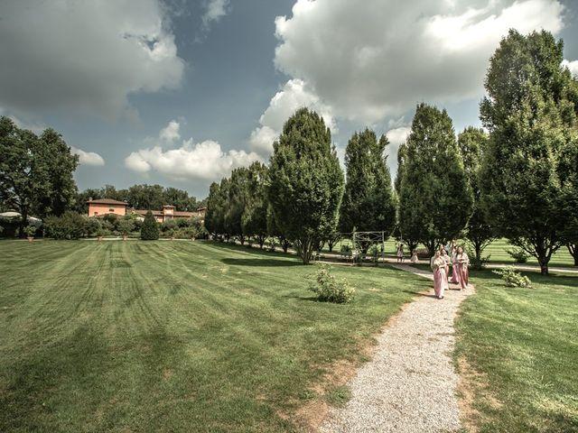 Il matrimonio di Luca e Debora a Vigasio, Verona 118