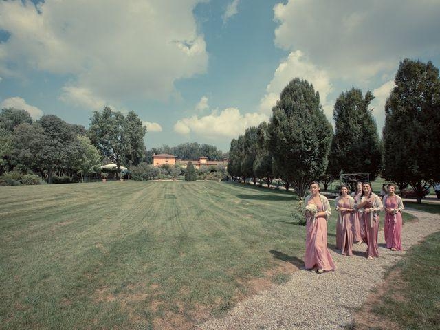 Il matrimonio di Luca e Debora a Vigasio, Verona 119