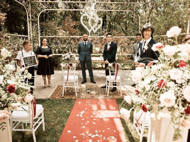 Il matrimonio di Luca e Debora a Vigasio, Verona 120