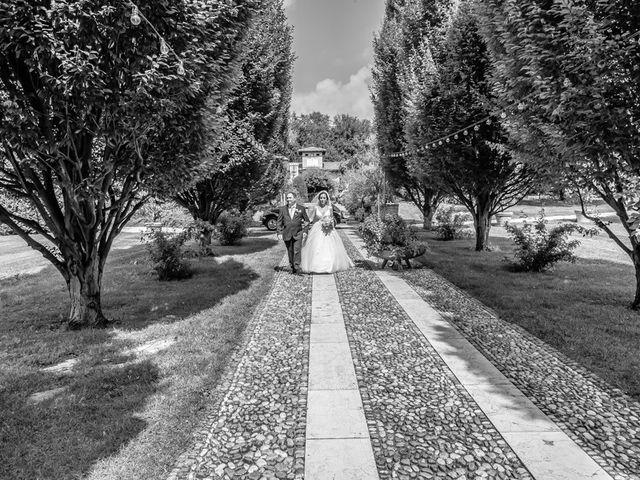 Il matrimonio di Luca e Debora a Vigasio, Verona 123