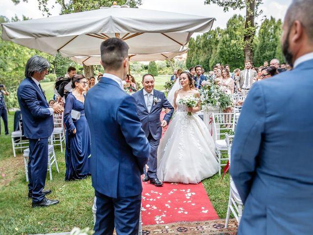 Il matrimonio di Luca e Debora a Vigasio, Verona 135