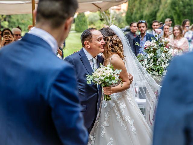 Il matrimonio di Luca e Debora a Vigasio, Verona 136