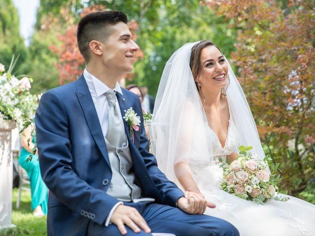 Il matrimonio di Luca e Debora a Vigasio, Verona 156