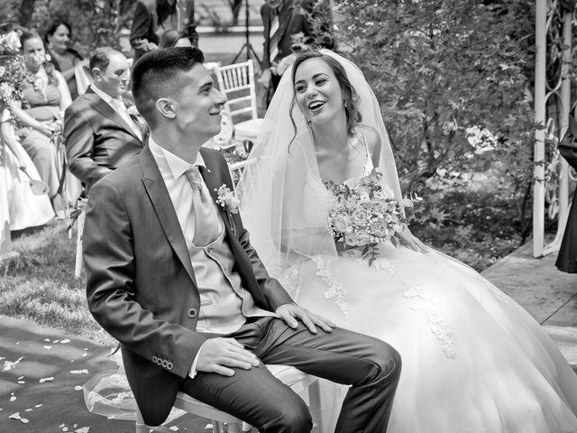 Il matrimonio di Luca e Debora a Vigasio, Verona 160