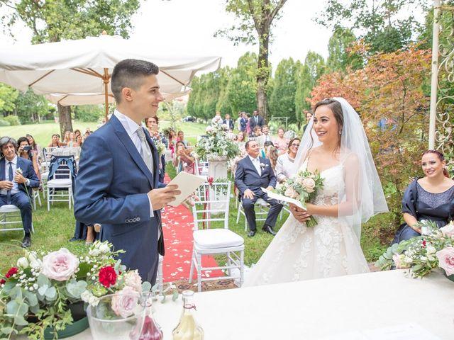 Il matrimonio di Luca e Debora a Vigasio, Verona 165