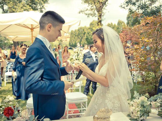 Il matrimonio di Luca e Debora a Vigasio, Verona 170