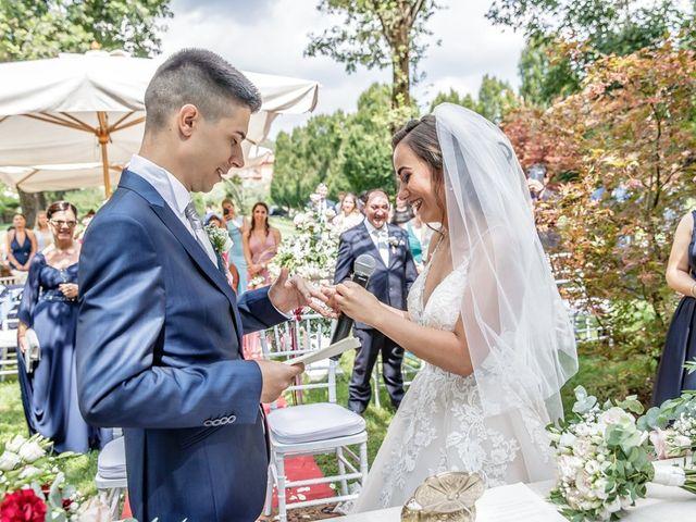 Il matrimonio di Luca e Debora a Vigasio, Verona 171