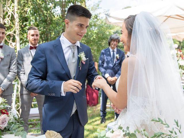 Il matrimonio di Luca e Debora a Vigasio, Verona 175