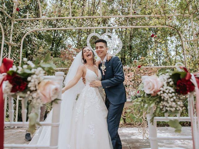 Il matrimonio di Luca e Debora a Vigasio, Verona 180