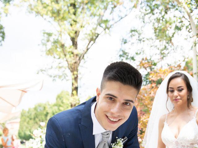 Il matrimonio di Luca e Debora a Vigasio, Verona 181