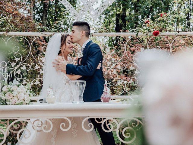 Il matrimonio di Luca e Debora a Vigasio, Verona 198