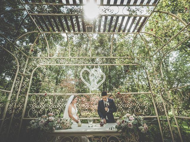 Il matrimonio di Luca e Debora a Vigasio, Verona 201