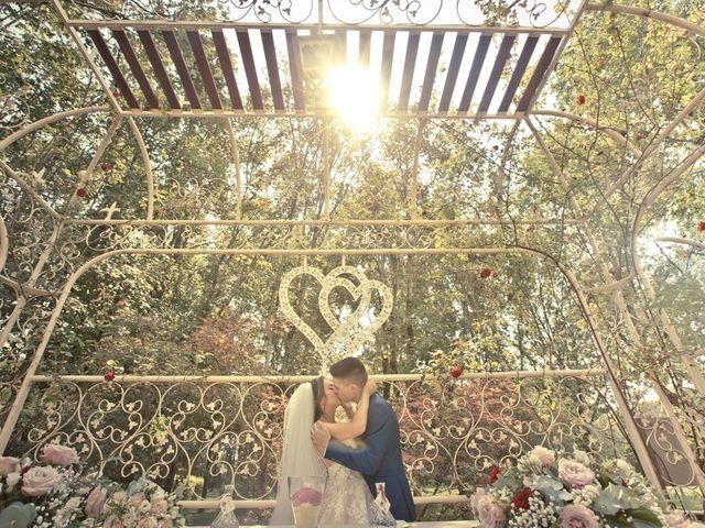 Il matrimonio di Luca e Debora a Vigasio, Verona 202