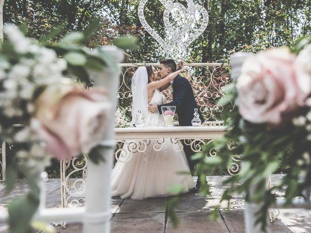 Il matrimonio di Luca e Debora a Vigasio, Verona 204