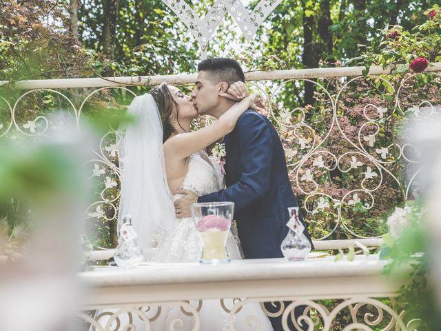 Il matrimonio di Luca e Debora a Vigasio, Verona 205