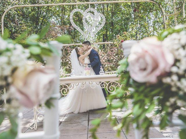 Il matrimonio di Luca e Debora a Vigasio, Verona 206