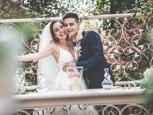 Il matrimonio di Luca e Debora a Vigasio, Verona 207