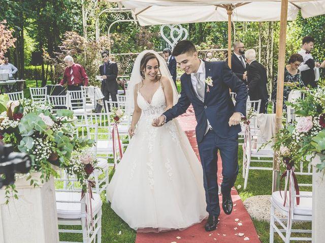 Il matrimonio di Luca e Debora a Vigasio, Verona 208