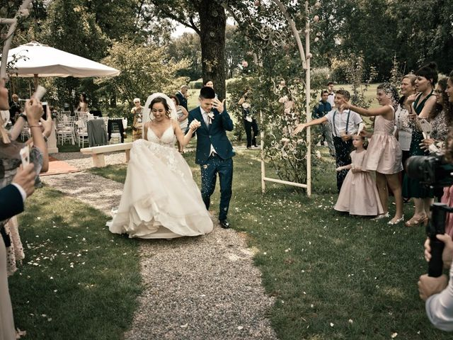 Il matrimonio di Luca e Debora a Vigasio, Verona 209