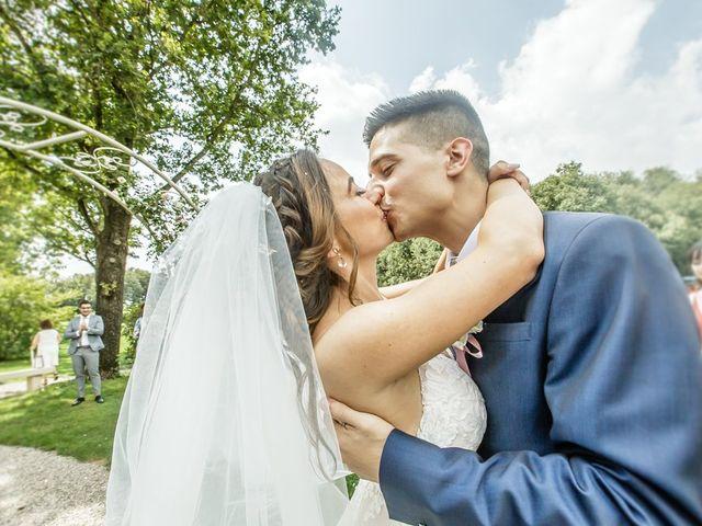 Il matrimonio di Luca e Debora a Vigasio, Verona 214