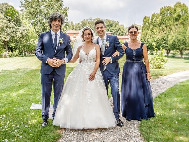 Il matrimonio di Luca e Debora a Vigasio, Verona 238